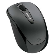 Microsoft Wireless Mobile Mouse 3500 for Business - souris - 2.4 GHz - gris Lochness
