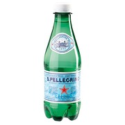Pack 24 bottles sparkling water San Pellegrino 33 cl