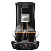 Philips Senseo Viva Café HD6563 - coffee machine - 1 bar - deep black
