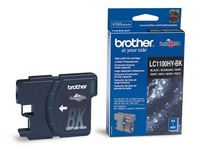 Cartouche Brother LC1100 noire HYBK