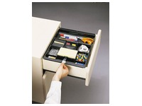 Organizer for drawer 9 compartments 3M black