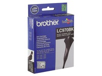Cartridge black Brother LC970 BK