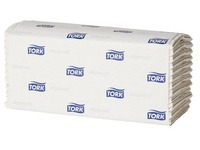 Papier essuie-mains pliage en C Tork H3 Advanced - Carton de 2400