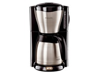 Philips coffee machine inox 1.2L