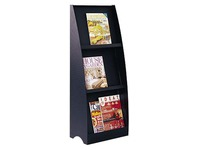 Designer display 3 compartments color