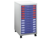 Drawer cabinet Office 12 drawers