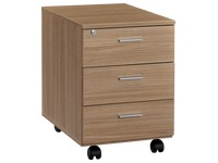 Mobile cabinet 3 drawers Odace