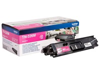 Brother TN326M - magenta - original - cartouche de toner (TN-326M)