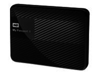 WD My Passport X WDBCRM0030BBK - disque dur - 3 To - USB 3.0 (WDBCRM0030BBK-EESN)