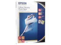 Epson Ultra Glossy Photo Paper - photo paper - 50 sheet(s)