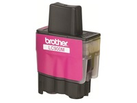 Brother LC900M - magenta - originale - cartouche d'encre