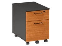 Mobile cabinet Quarta Plus beech 2 drawers