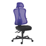 Head support for office chair Andrio